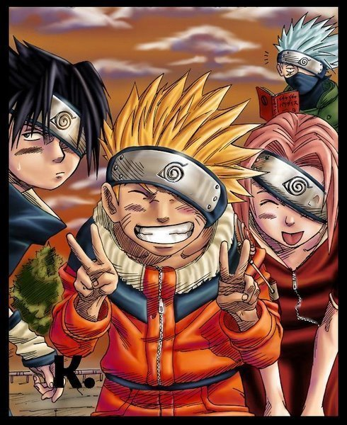 equipe 7 de kakashi