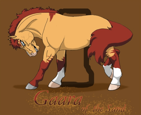Gaara_Pony_by_WSTopDeck