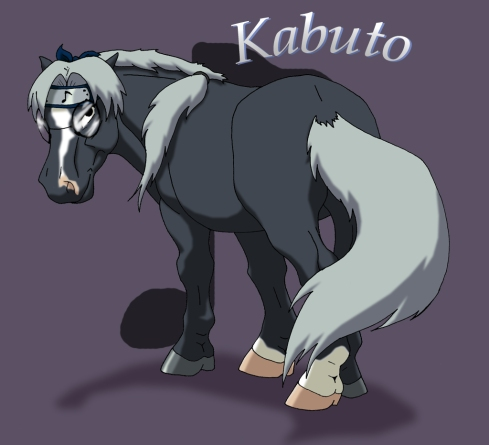 Kabuto_pony_by_WSTopDeck