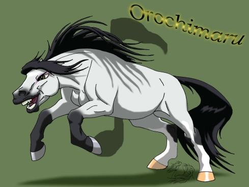 Orochimaru_pony_by_WSTopDeck