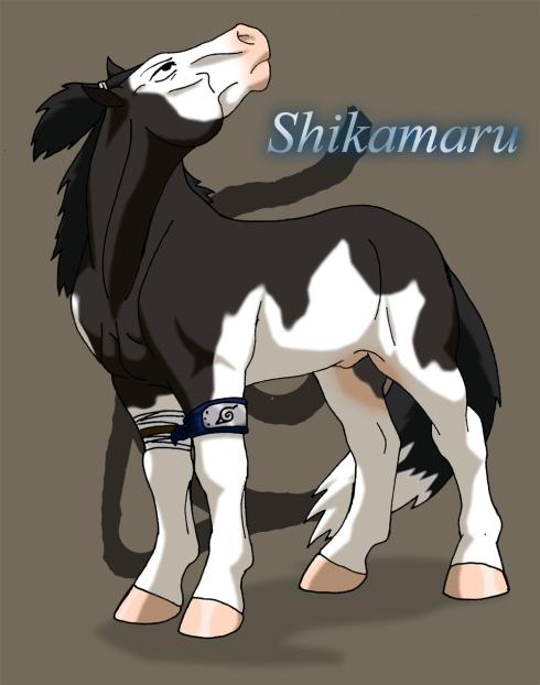 Shikamaru_pony_by_WSTopDeck