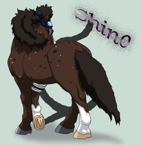 Shino_pony_by_WSTopDeck